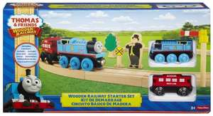 Thomas & Friends Wooden Railway Starter Set  Amazon Prime Exclusive £10.87