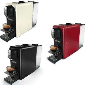 Morphy Richards Accents Coffee Capsule Machine in Red/Cream/black £49.99 w/code @ Morphy Richards