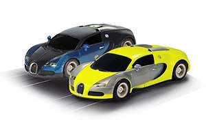 Micro Scalextric 1:64 Scale Hyper Cars Race Set - was £38.86 now £20.69 @ Amazon