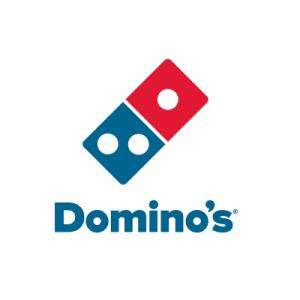 Get a free small 2 topping pizza just by giving a card at Domino's