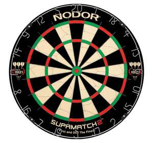 Dartboard £21.74 inc delivery @ Red Dragon Darts