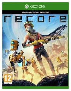 [Xbox One] ReCore (Definitive Edition) - £11.99 - eBay/Argos