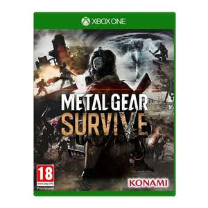 Metal Gear Survive (PS4/XO) £19.99 (When You C&C) @ Smyths