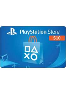 Playstation Network $10.00 Card - £6.04 - PCGameSupply