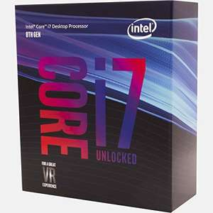 Intel i7 8700k 8th Gen CPU - Sold by Amazon US - £365.49