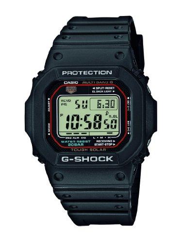 Casio Men's G-Shock Digital Watch with Resin Strap GW-M5610-1ER £69.99 @ Amazon