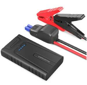 Rav Power car Jump Start power pack , £29.99 after code redemption, + 2.5 years warranty.@Amazon Sold by Sunvalleytek-UK and Fulfilled by Amazon