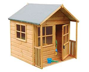 Rowlinson Playaway Wooden Playhouse £225 @ Amazon