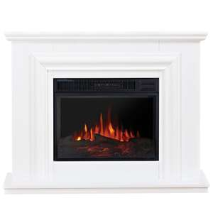 FOCAL POINT LED ELECTRIC FIRE SUITE £308 @ B&Q