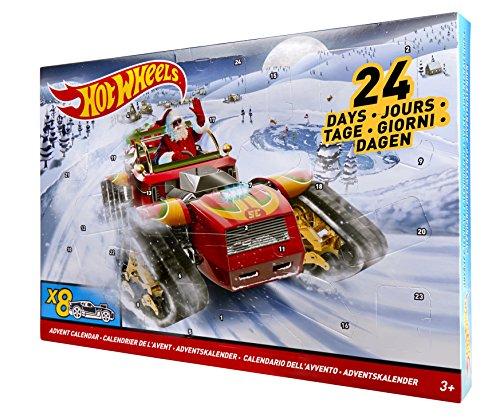 Hot Wheels Advent Calendar £10 (Prime) / £14.75 (non Prime)  @ Amazon and Tesco Direct