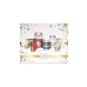 Yankee candle Christmas bundle giftset - £32.99 from Amazon