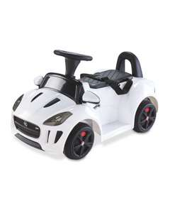 White Ride On Kids' Jaguar £59.99 & Black Ride On Kids' Land Rover £74.99 at in store at Aldi