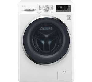 LG Titan FH4U2TDN2W 8 kg 1400 Spin Washing Machine with 5 Years Warranty  £339.00  Currys