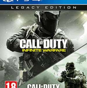 Call of Duty: Infinite Warfare Legacy Edition - Only £14.99 at GAME PS4 / XBOX / PC (including MODERN WARFARE REMASTERED !!! )