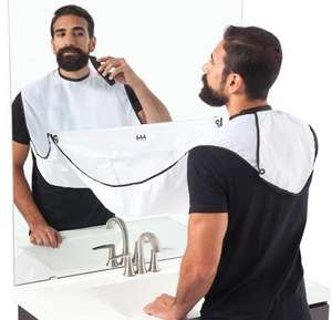 Beard Bib for Shaving now 99p delivered using discount code @ GeekBuying