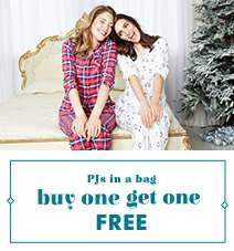 2 PJs in a bag for £30 + FREE delivery with code 2PJBAG @ Boux Avenue