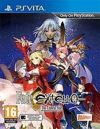 Fate Extella: The Umbral Star (PS Vita) £8.75 Delivered @ GAME