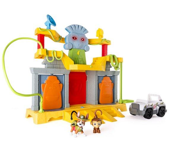 PAW Patrol Monkey Temple was £34.99 now £12.39 at Argos