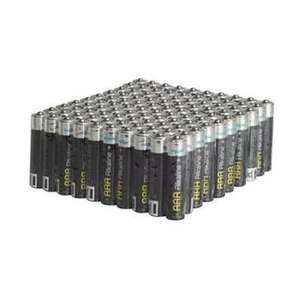 50% off Maplin Extra Long Life Alkaline Value AAA 1.5V Batteries 100 Pack - £14.99