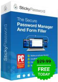 Sticky Password Premium 8.1.0.103 (Win&Mac) free @ giveawayoftheday