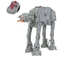 Remote controlled Star Wars AT-AT £39.99 Argos