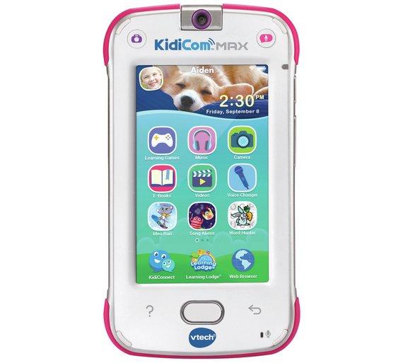 Vtech Kidicom Max Pink £63.99 Argos