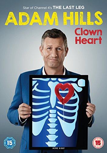 Adam Hills Clown Heart DVD on offer £7  (Prime) / £8.99 (non Prime) at Amazon