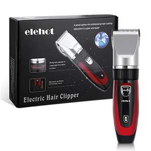 Electric Haircut Kit with Rechargeable Battery £14.99 (Prime) £19.74 (Non Prime) at Sold by Elehot Europe Direct and Fulfilled by Amazon