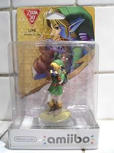 Zelda Ocarina of Time Link Amiibo £16.79 in stock for Amazon Germany and Spain - Including Delivery