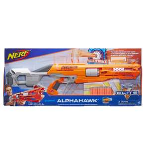 Nerf AlphaHawk Accu Series £17.59  (Prime) / £22.34 (non Prime) at Amazon