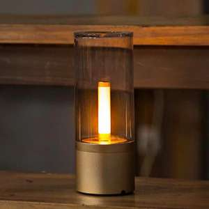 Yeelight YLFW01YL Smart Atmosphere Candela Light £24.98 Del w/code @ GearBest