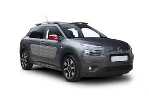 Citroen C4 Cactus Hatchback 1.2 12 months at £2375.88  (£167.99pm + £360)10k miles @ Mad Sheep Leasing