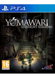 Yomawari: Midnight Shadows (PS4) - £19.99 @ Base