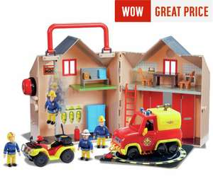 EXPIRED Fireman Sam Pontypandy Value Set now £24.99 at Argos