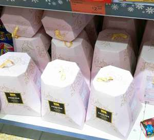 Aldi: Large Pandoro down from £3.99 to £2.99