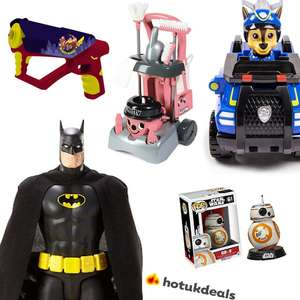 3 for 2 on various toys @ George at Asda
