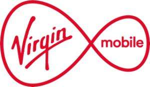 Virgin mobile - 6GB data deal 2500 minutes, unlimited text  £10pm (12 month contract)