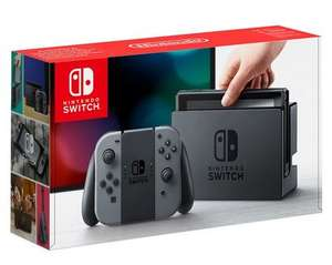 Nintendo Switch (Grey) £259.99 +  £4.99 P&P - Simply Games
