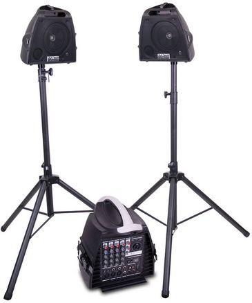 DJ Tech Stage Visa 200 Lite Portable PA System, was £200 - now £99.99 @ Maplin + £5 voucher
