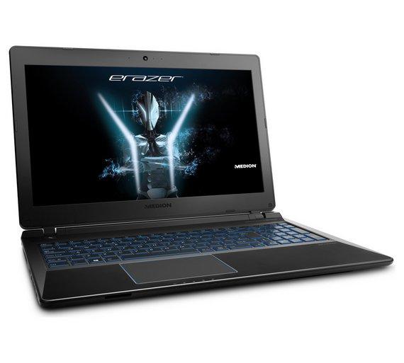 Medion Erazer P6681 15 Inch GTX1050 i7 8GB 1TB Laptop £799.99 Argos