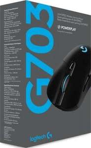 Logitech G703 Lightspeed Wireless Gaming Mouse £62.92 @ Maplin