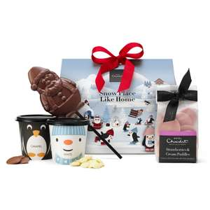Children's Christmas Hamper now £11.90 C+C / Chocolate Orange Marmalade now £4.25 w/code @ Hotel Chocolat (code takes 15% Off EVERYTHING inc £7.50 each or 3 for £18 Offer now 3 for £15.30)
