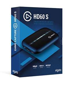 Elgato HD60S Game Capture Card £119.99 delivered @ Amazon