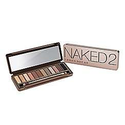 Now Live-  30% Off Selected Urban Decay Naked Palettes (excludes Heat) @ Debenham's