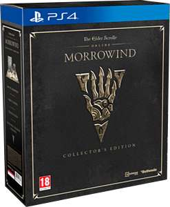 Elder Scrolls Online: Morrowind Collector's Edition PS4 £19.99 @ Game