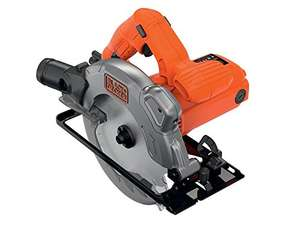 BLACK+DECKER 190mm Circular Saw 1250W with laser £38.49 @ Amazon