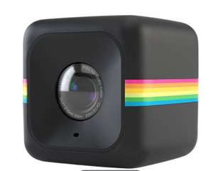 Polaroid Cube HD 1080p Lifestyle Action Video Camera - Black £55.98 delivered with code @ 7 day shop