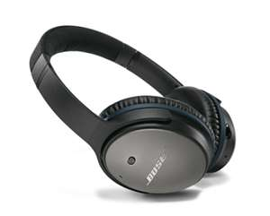 Bose noise cancelling headphones QC25 (clearance offer) £179.95 @ Bose