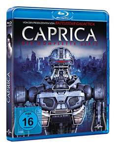 Caprica: The Complete Series Blu Ray £17.40 @ Amazon Germany