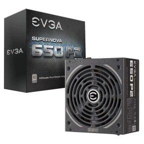 EVGA SuperNova 650W Platinum 80+ PSU £104.99 @ ebuyer